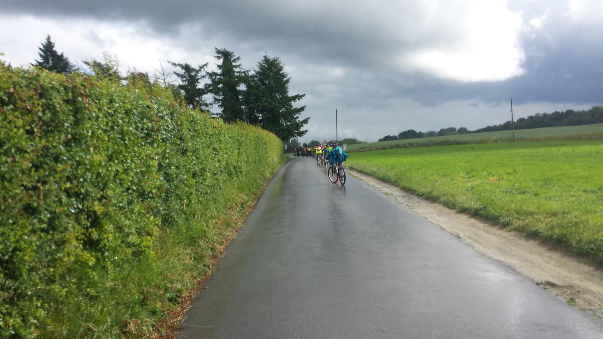 Voyage vélo «Les Marnières»