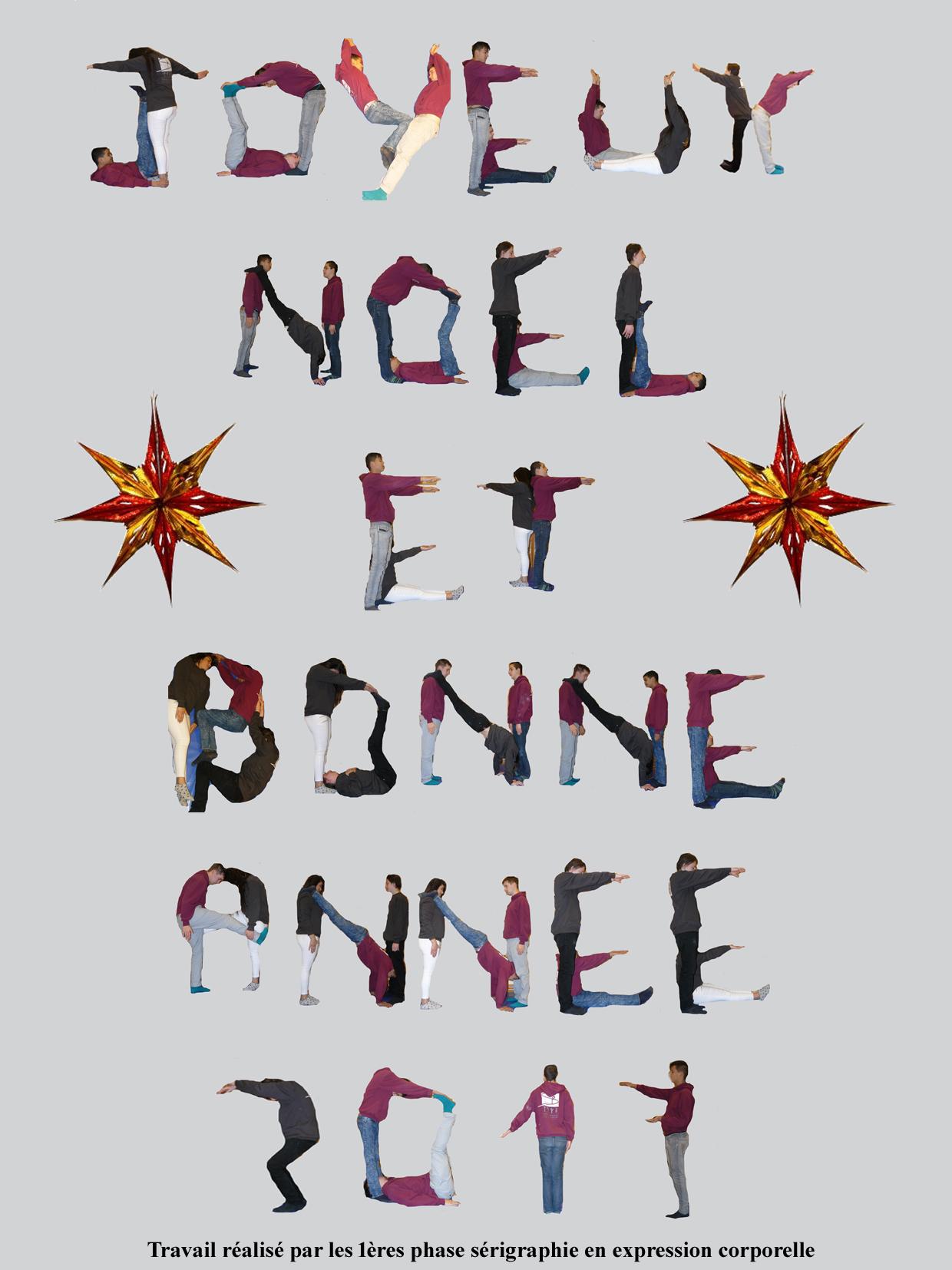 Etablissement Sainte-Bernadette vous présente ses meilleurs vœux pour l'année nouvelle