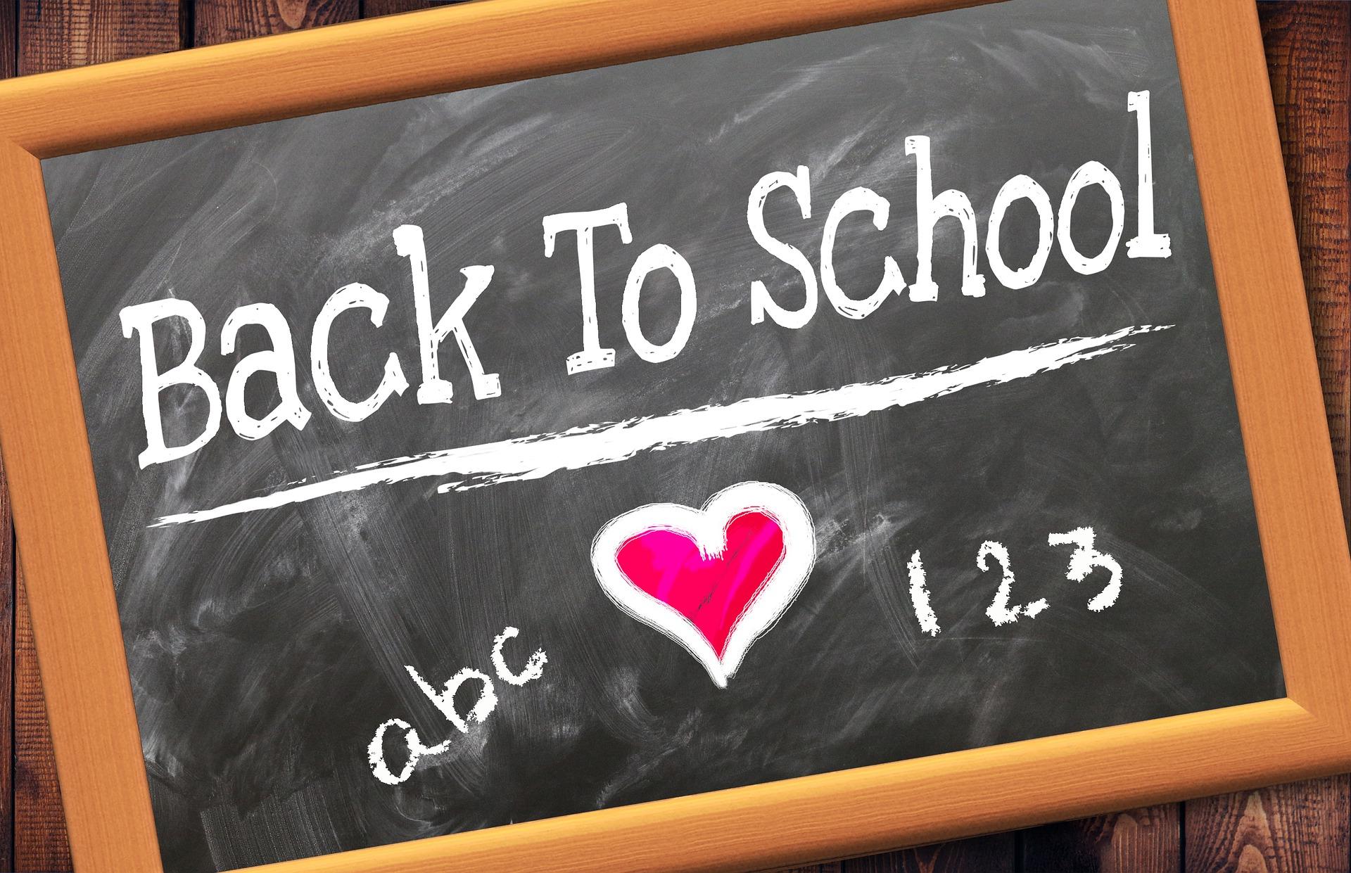 Bonne rentrée scolaire à tous