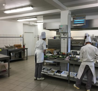 Rénovation des cuisines